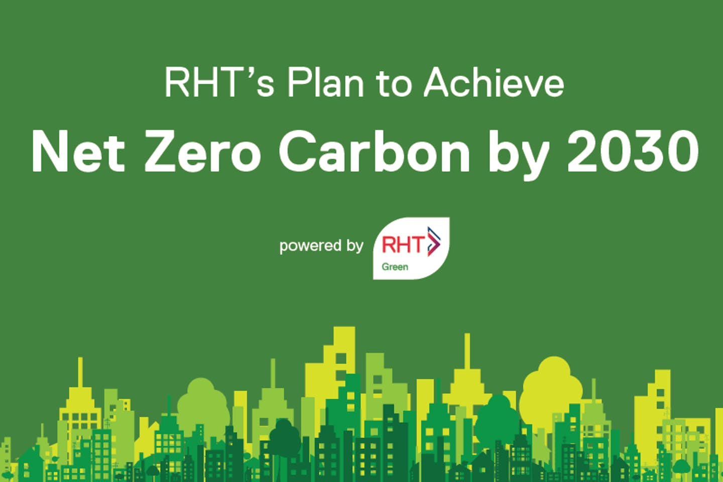 ONE RHT unveils plan to achieve net zero carbon by 2030, appoints its first Chief Sustainability Officer