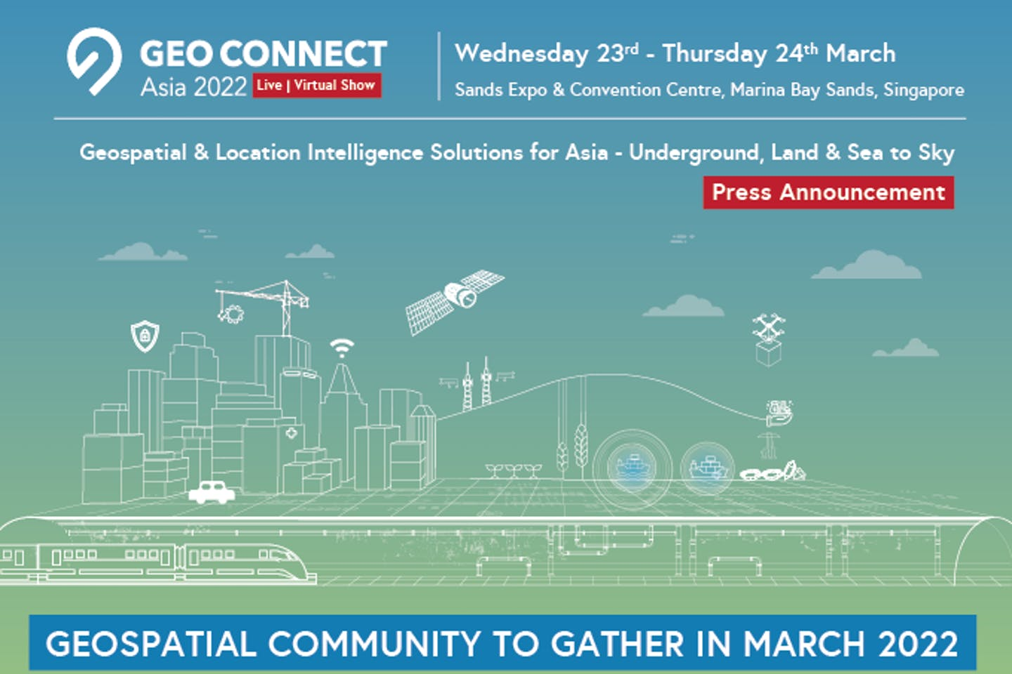 Geo Connect Asia 2022 launches with focus on addressing key regional challenges