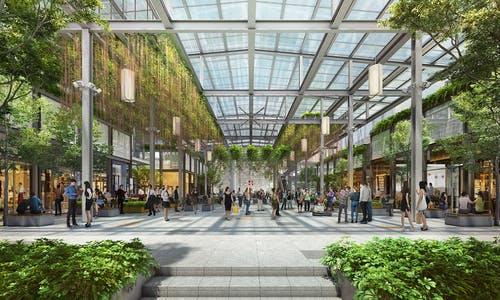 GuocoLand brings largest garden collection to CBD with Guoco Midtown Gardens