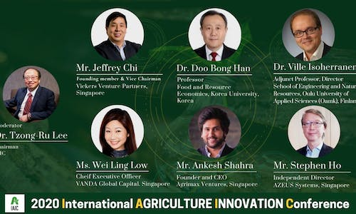 Experts from 26 nations gathering to discuss the sustainable agriculture of post-Covid-19 era