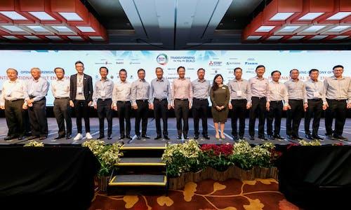 Transforming the way we build at Singapore's inaugural International Built Environment Week