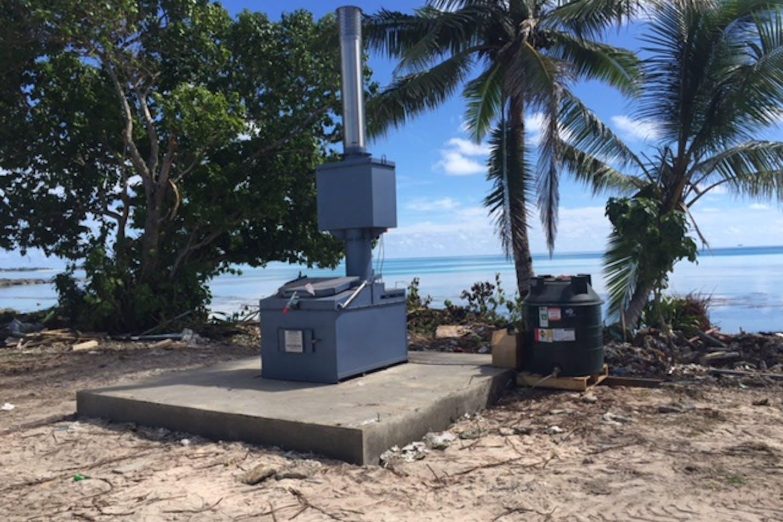 Helping island communities retain their beauty