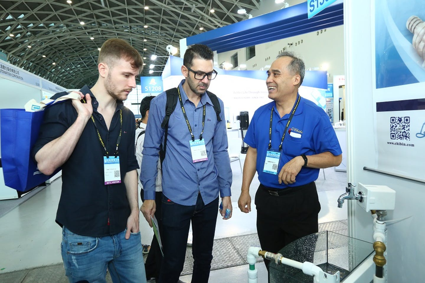 First Taiwan International Water Week serves as the platform for exhibition and forum