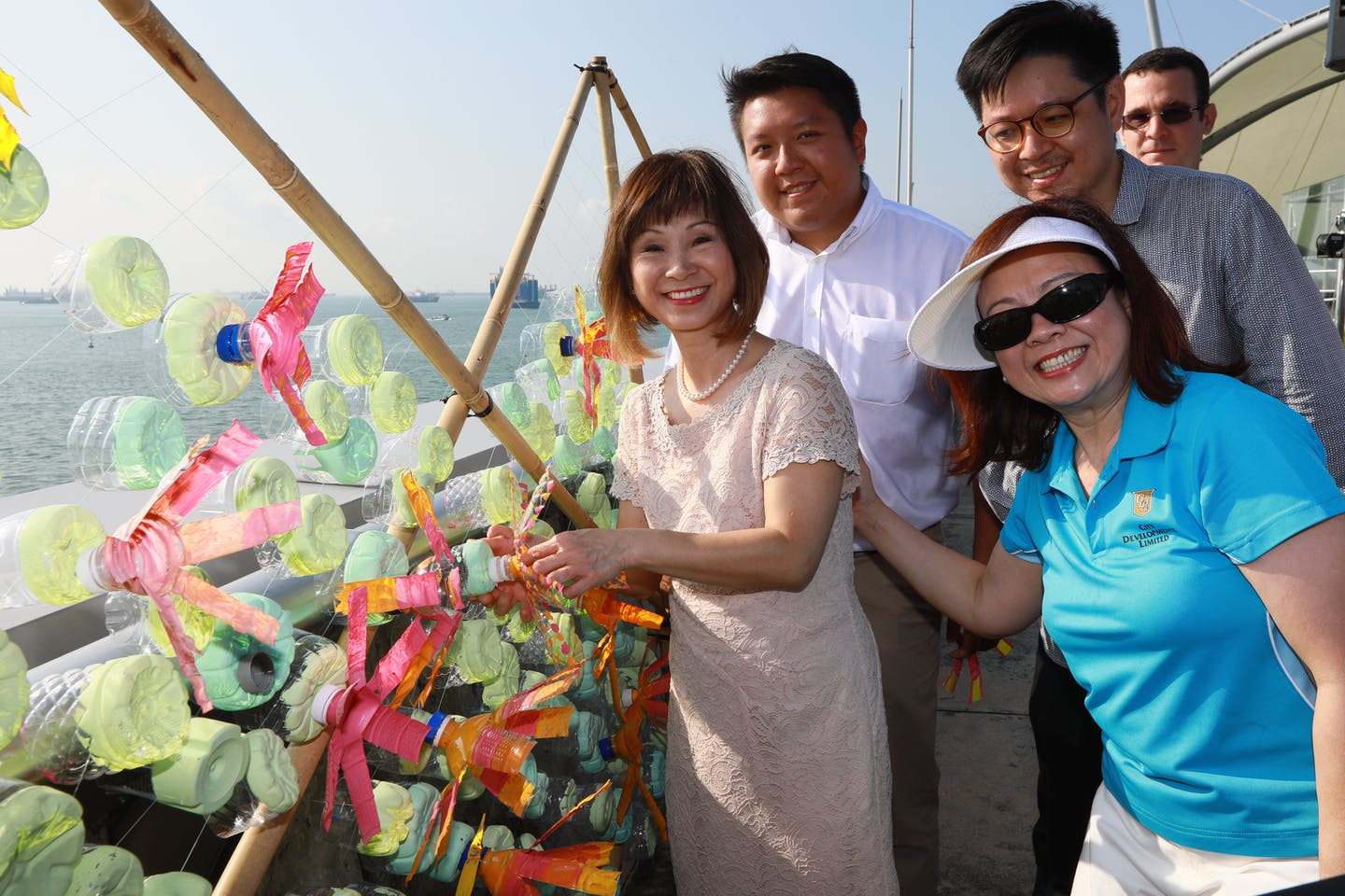 CDL and Global Initiatives launch Singapore series of UN Environment's #BeatPlasticPollution campaign