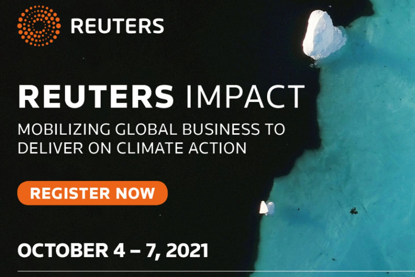 Reuters launches Reuters IMPACT: An agenda-setting summit to mobilise global leaders on climate action
