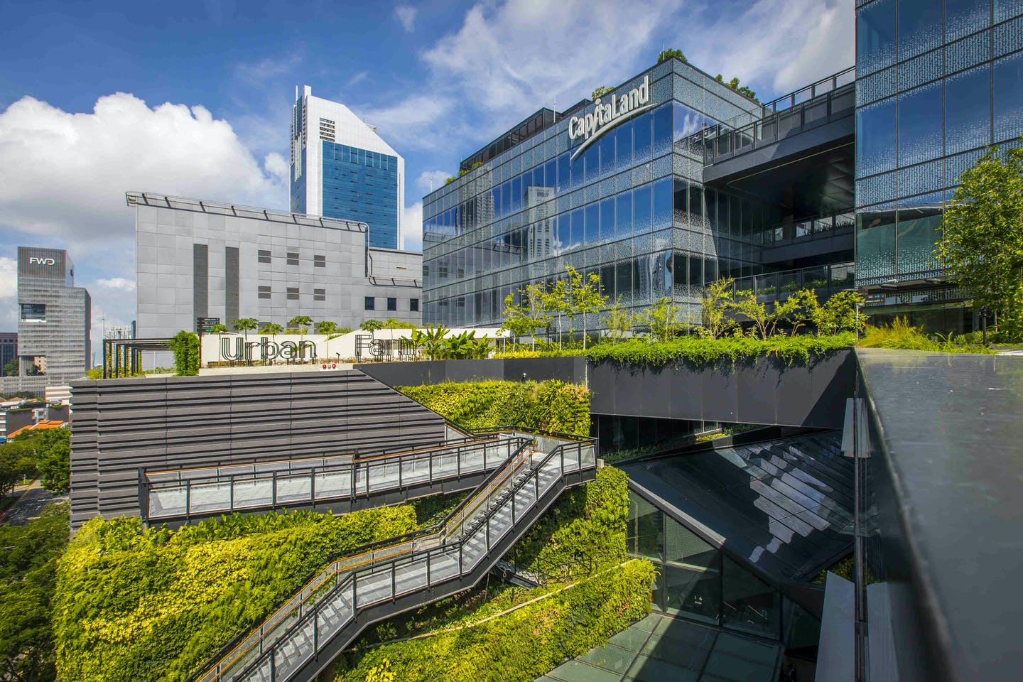 CapitaLand launches 2030 Sustainability Master Plan to elevate its commitment to global sustainability