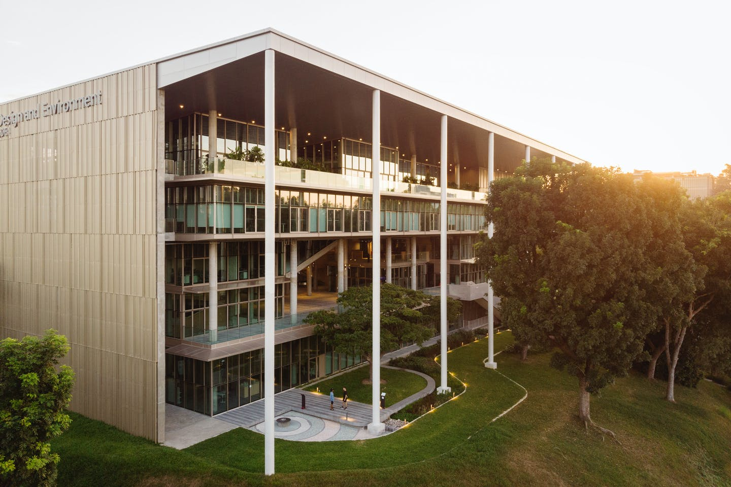 NUS SDE4 receives international recognition for building features designed to improve health and wellness