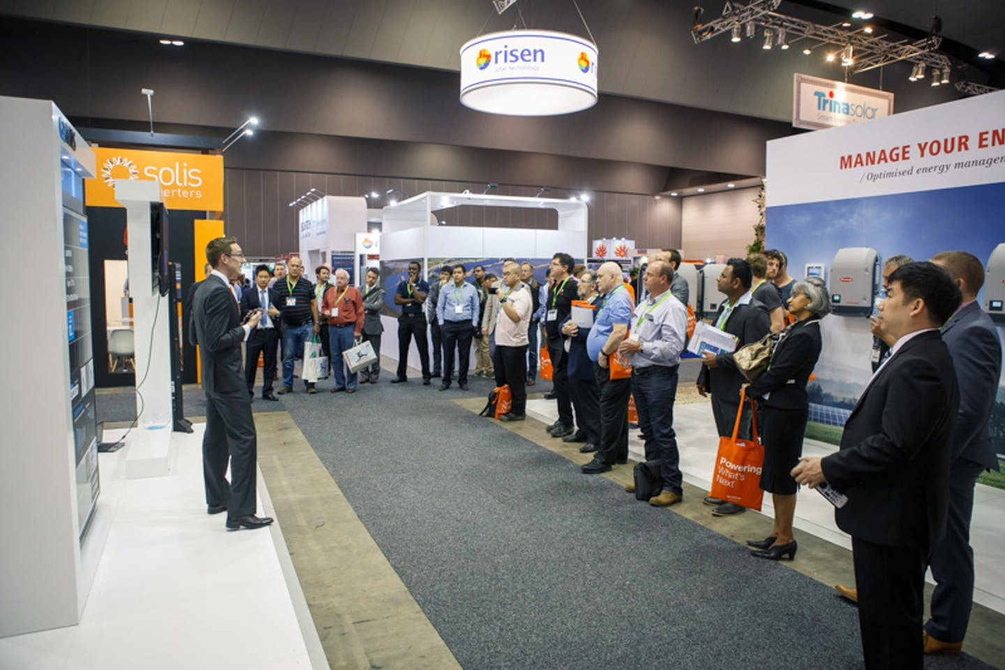 Must-see new exhibitors at All-Energy Australia 2017
