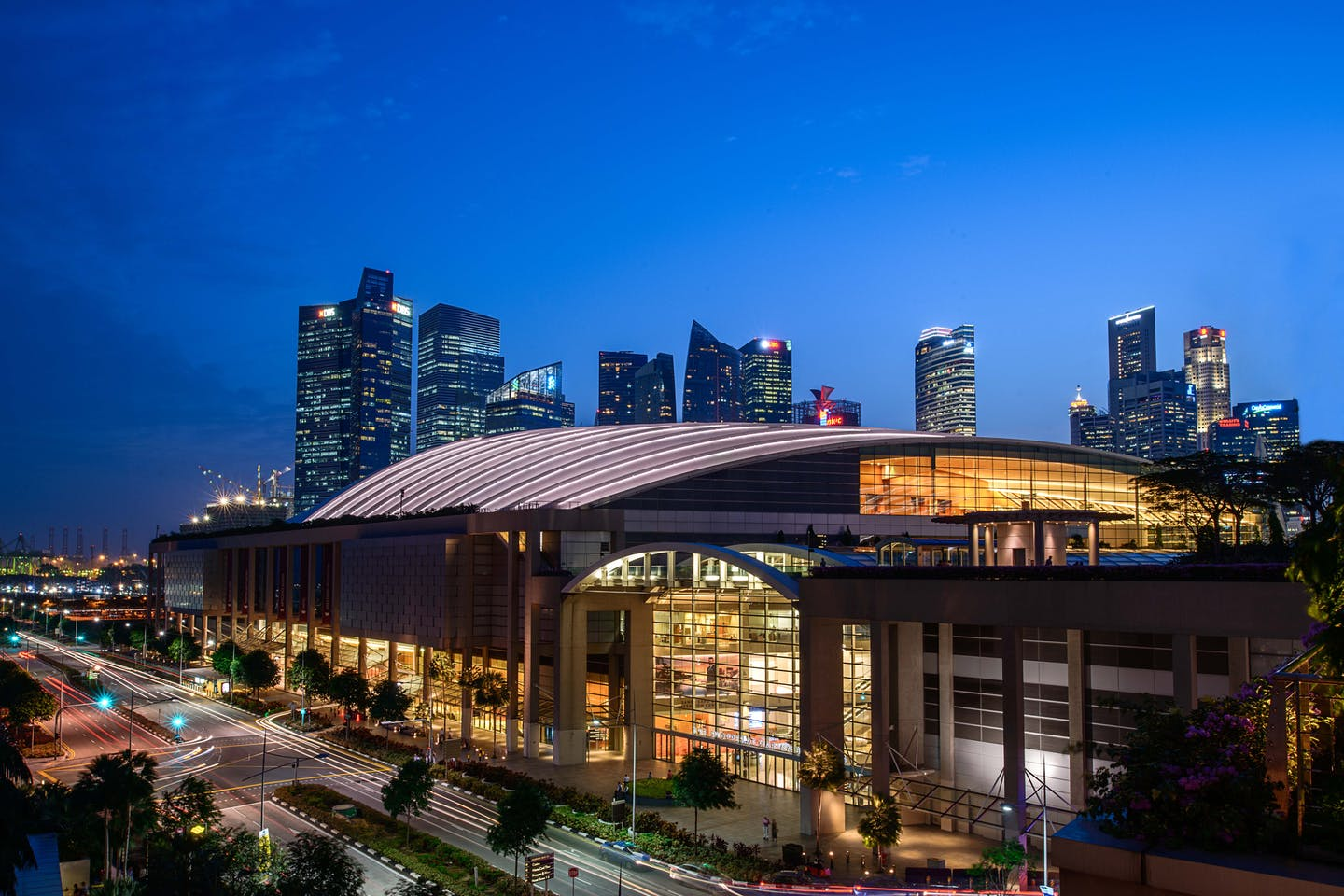 Sands Expo and Convention Centre awarded prestigious LEED® Platinum Green Building Certification