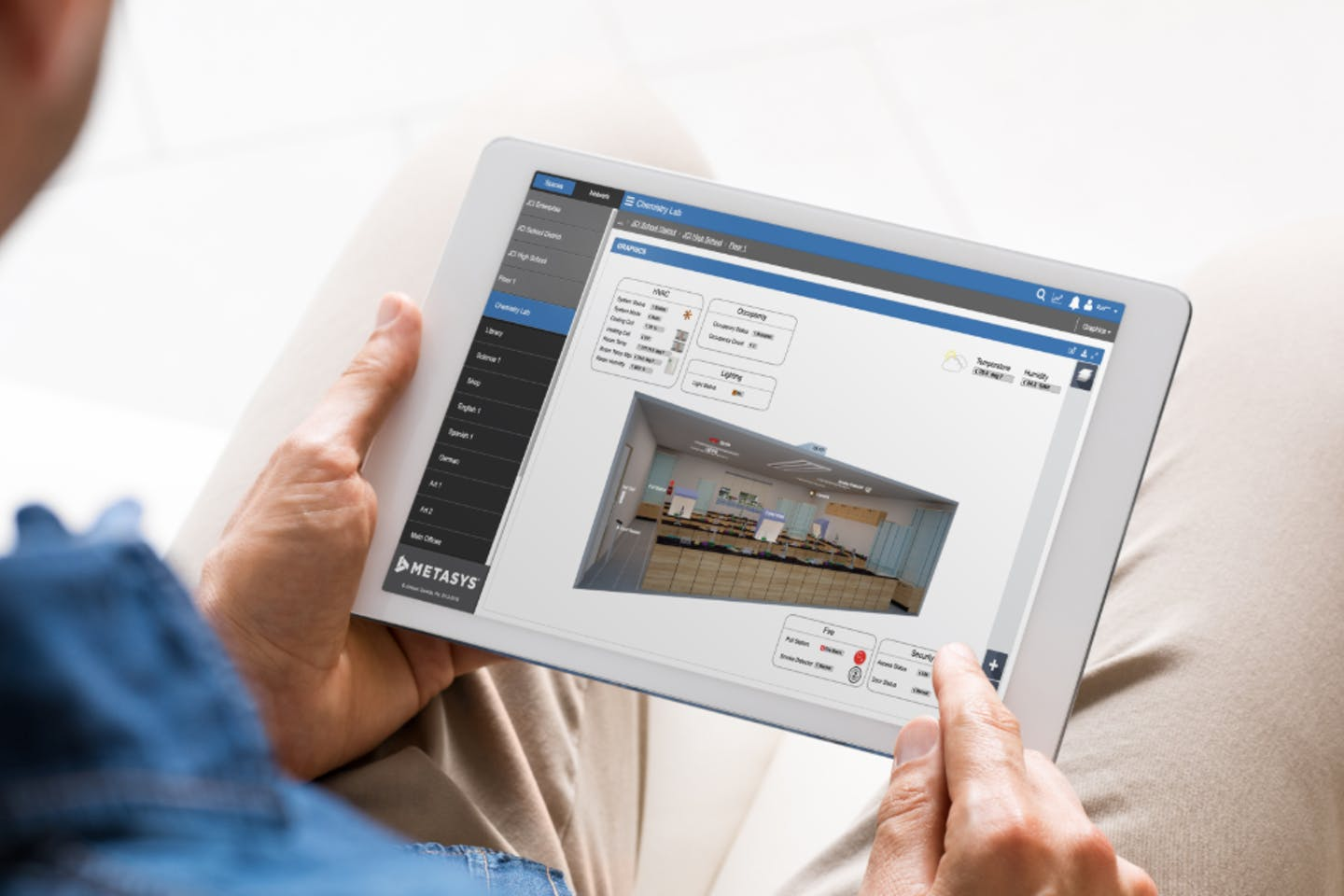 Johnson Controls redefines smart building management with Metasys 10.0