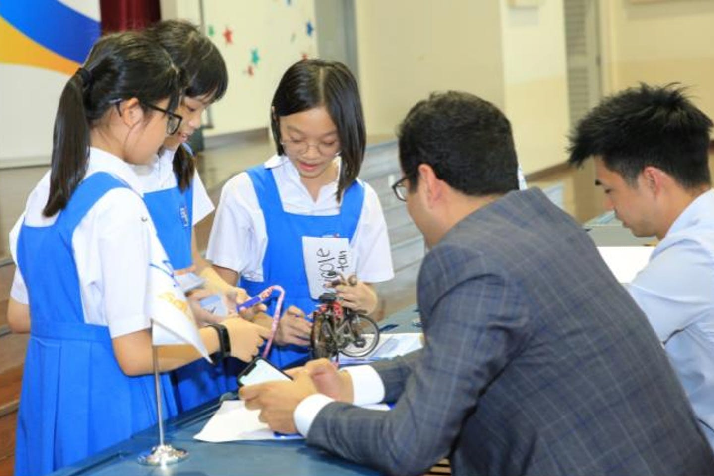 SABIC holds the 2019 'Lights of Our Future' competition in Singapore, encouraging youths to contemplate future sustainability