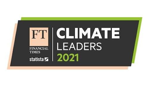 Johnson Controls named to prestigious FT European Climate Leaders list
