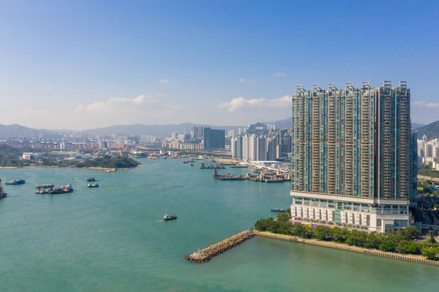 Sino Land joins hands with Hong Kong University of Science & Technology to strive for net zero carbon by 2050
