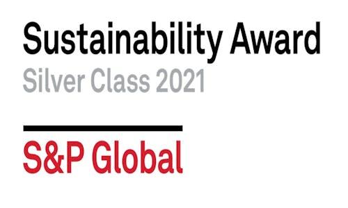 Delta Electronics Thailand Wins S&P Global SAM Silver Class Sustainability Award 2021