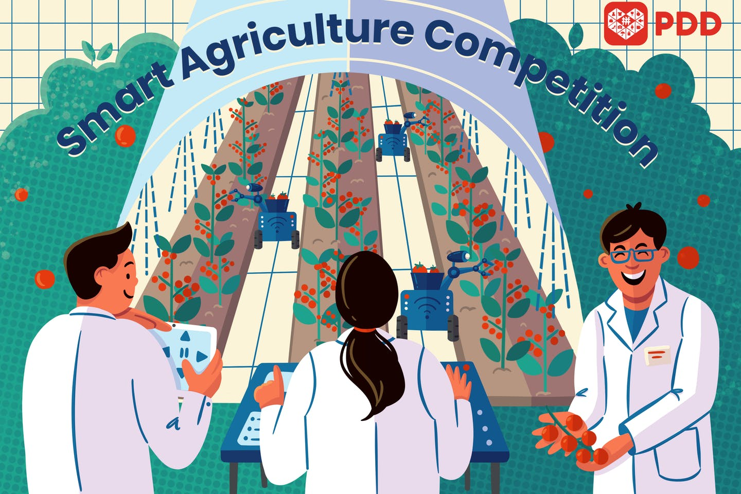 Pinduoduo launches 2021 Smart Agriculture Competition