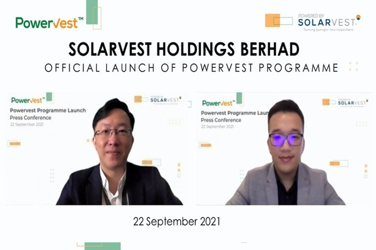 Powervest – a customised solar financing solution by Solarharvest