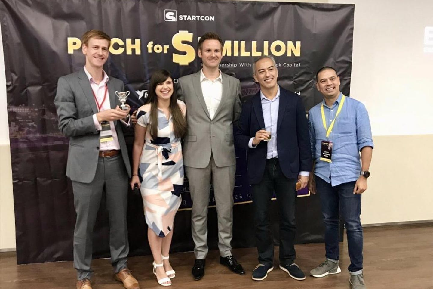 Positive Energy Ltd. wins the StartCon 'Pitch for $1 Million' regional final  in Singapore for its breakthrough technology in renewable energy finance