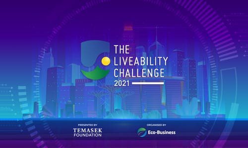 The Liveability Challenge seeks game-changing solutions that address urgent climate challenges in Asian cities