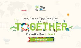 Ricoh launches 15th Eco Action Day, answering United Nations' call for green recovery