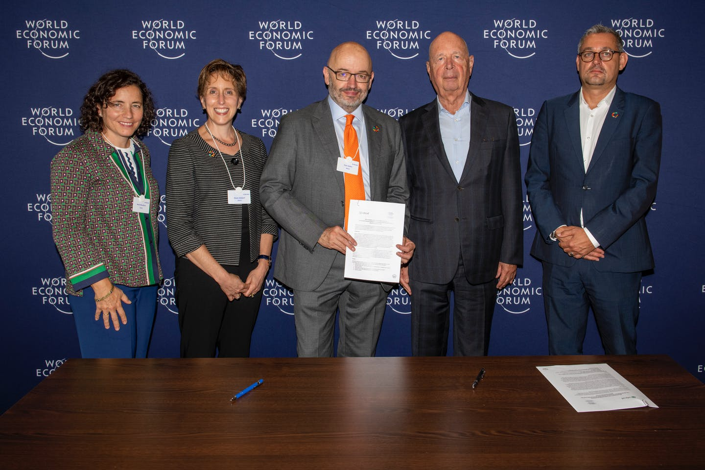 WBCSD and WEF to scale up impact on pressing sustainable development issues