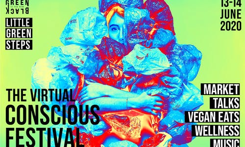 The Conscious Festival goes virtual for the first time on 12-14 June
