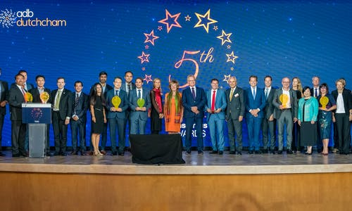 ADB-DutchCham announces Winners Winsemius Awards 2019 at annual Gala