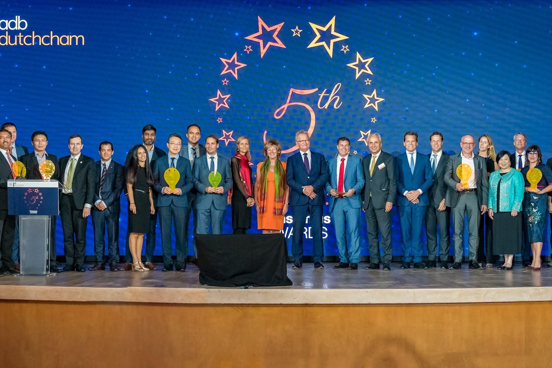 ADB-DutchCham announces Winners Winsemius Awards 2019 at annual Gala