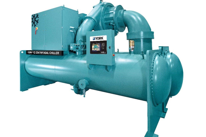 YORK® YZ Magnetic Bearing Centrifugal Chiller expands capacity range