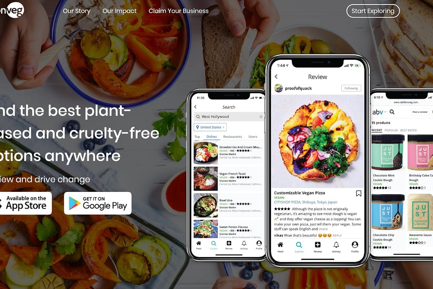 abillionveg secures largest seed funding round for a social impact start-up in Singapore in 2019