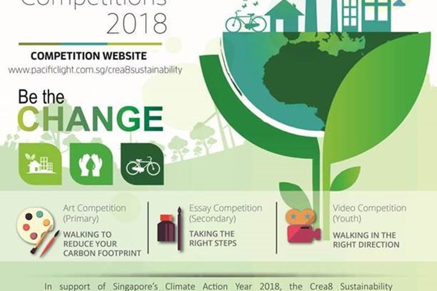 PacificLight provides wider opportunities for young Singaporeans to support sustainability efforts