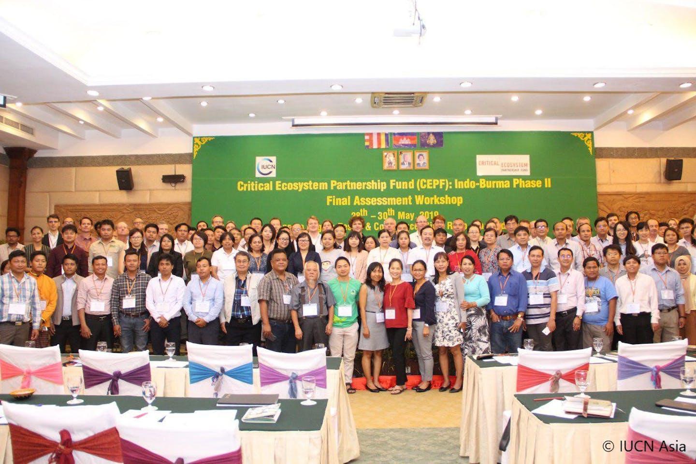 Six years of conservation progress in Indo-Burma Biodiversity Hotspot