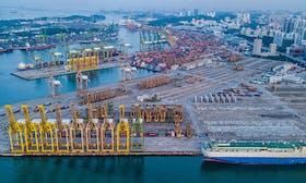 Danfoss helps mega-port to become hybrid electric