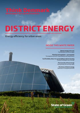 District Energy: Energy efficiency for urban areas