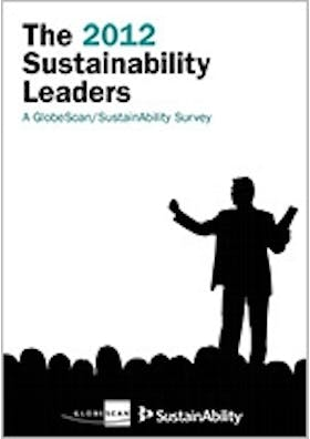The 2012 Sustainability Leaders