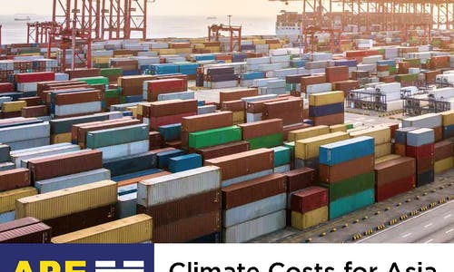 Climate costs for Asia-Pacific ports