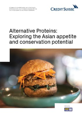 Exploring the appetite for alternative proteins