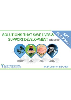 Inspiring solutions that save lives and support development – 2016 Edition