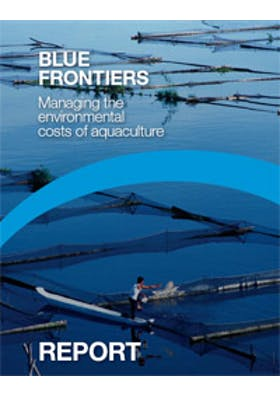 Blue Frontiers: Managing the environmental costs of aquaculture