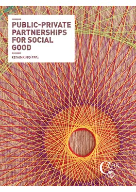 Public-private partnerships for social good