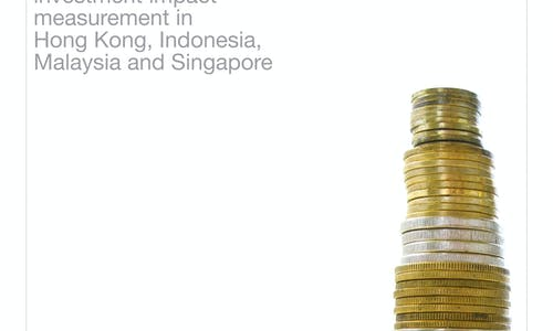 CCI impact measurement in Hong Kong, Indonesia, Malaysia and Singapore
