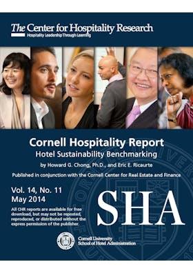 Cornell Hotel Sustainability Benchmarking