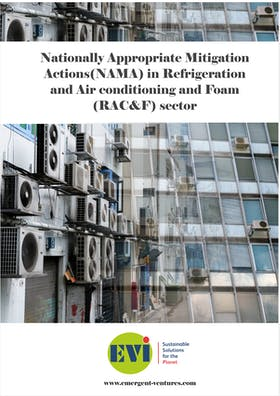 Nationally appropriate mitigation actions in refrigeration and air conditioning and foam sector