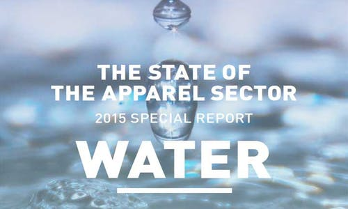 GLASA 2015 Apparel Sector Water Report and finalists announced