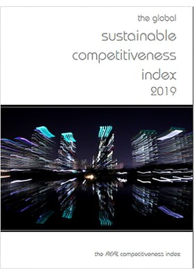 The Global Sustainable Competitiveness Index 2019