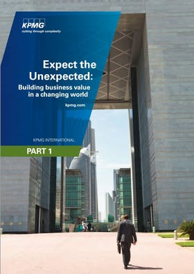 Expect the Unexpected: Building Business Value in a Changing World, Part 1