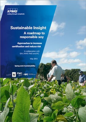 A Roadmap to Responsible Soy: Approaches to Increase Certification and Reduce Risk