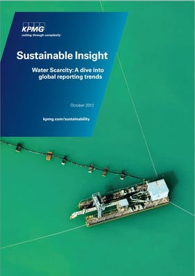 Water Scarcity: A Dive Into Global Reporting Trends