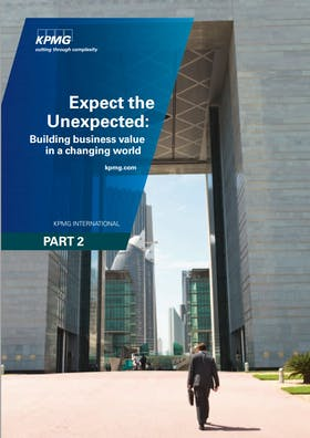 Expect the Unexpected: Building Business Value in a Changing World, Part 2