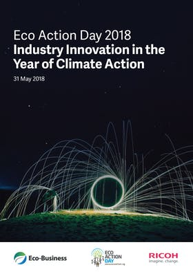 Industry Innovation in the Year of Climate Action - Eco Action Day Roundtable