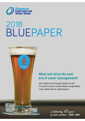 SIWW 2018 Blue Paper: What will drive the next era of water management?